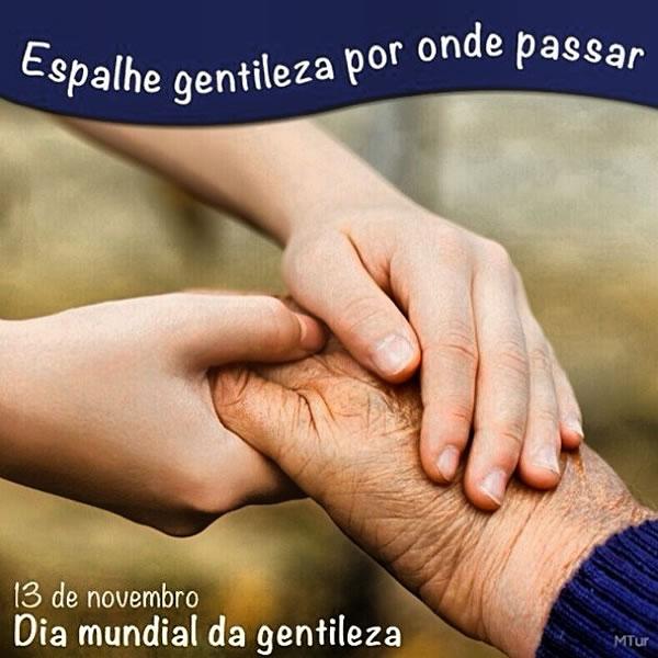 Dia Mundial da Gentileza Imagem 3