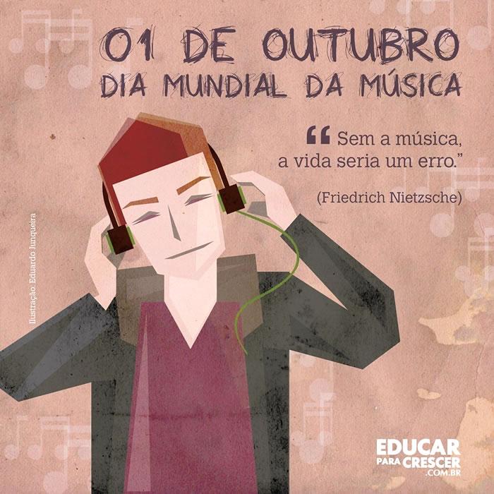 Dia Mundial da Música Imagem 1