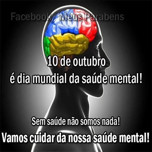 Dia Mundial da Saúde Mental Imagem 2