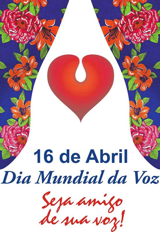 Dia Mundial da Voz imagem 2
