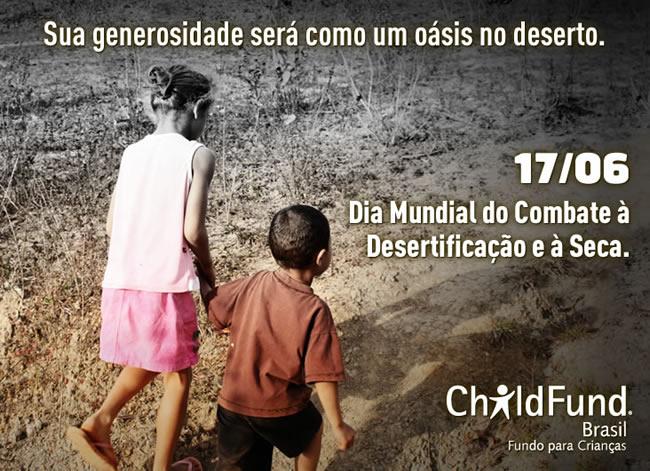 Dia Mundial de Combate à Desertificação e à Seca Imagem 3
