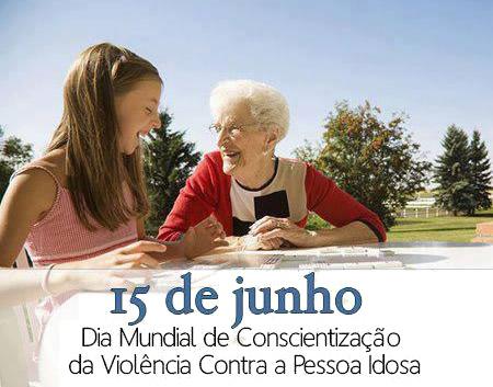 Dia Mundial de Combate a Violência contra o Idoso Imagem 3