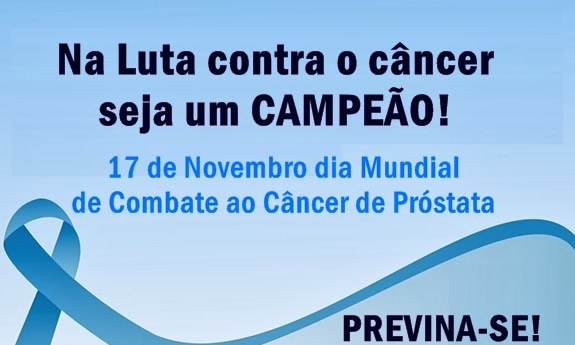 Dia Mundial de Combate ao Câncer de Próstata Imagem 5