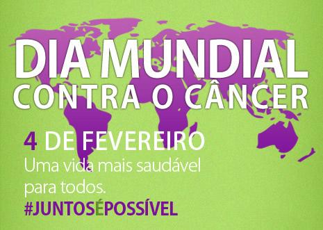 Dia Mundial do Câncer Imagem 3
