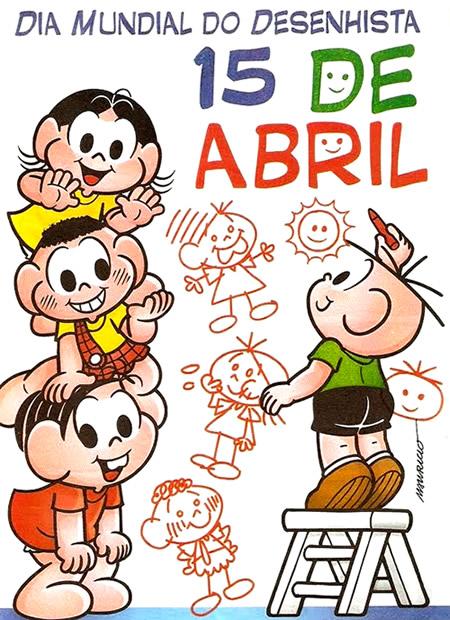 Dia Mundial do Desenhista imagem 2