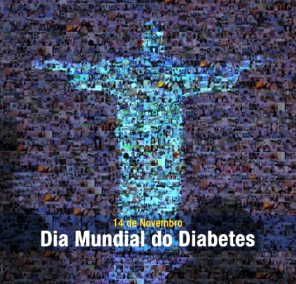 Dia Mundial do Diabetes Imagem 1