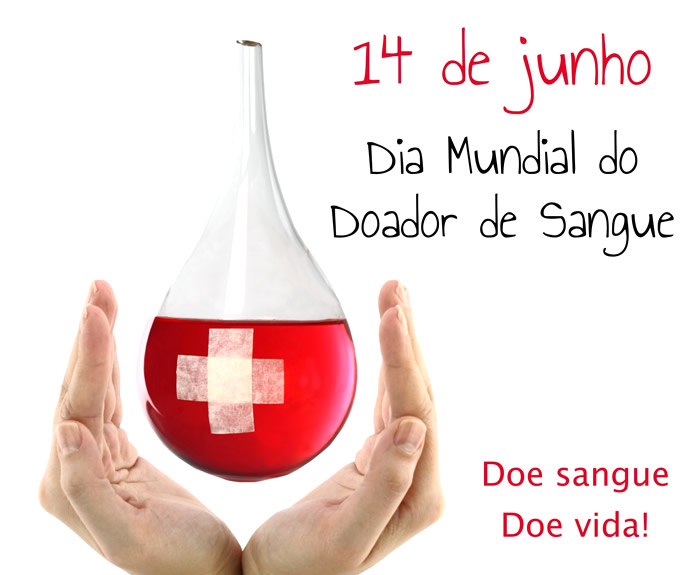 Dia Mundial do Doador de Sangue imagem 2
