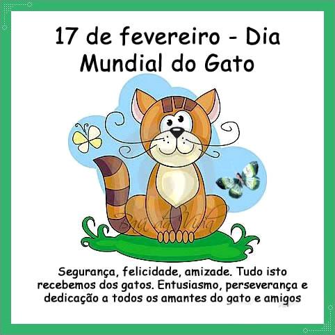 Dia Mundial do Gato Imagem 3