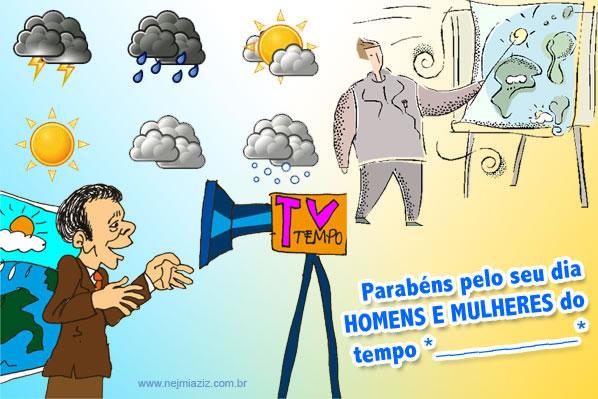 Dia Mundial do Meteorologista Imagem 2