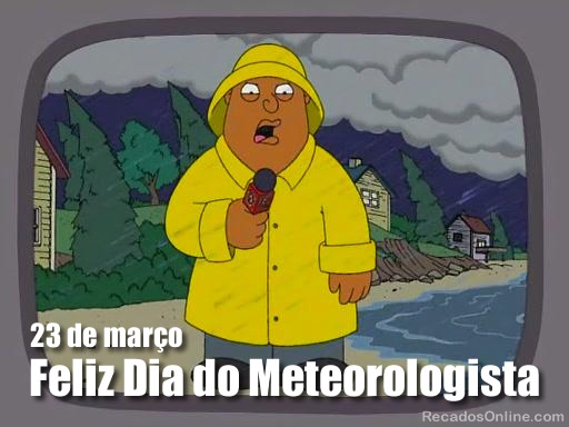 Dia Mundial do Meteorologista Imagem 3