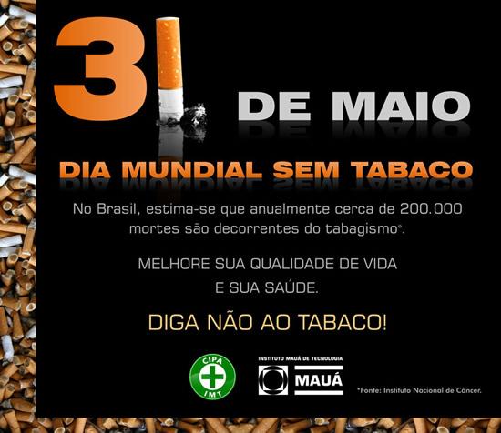 Dia Mundial sem Tabaco Imagem 3