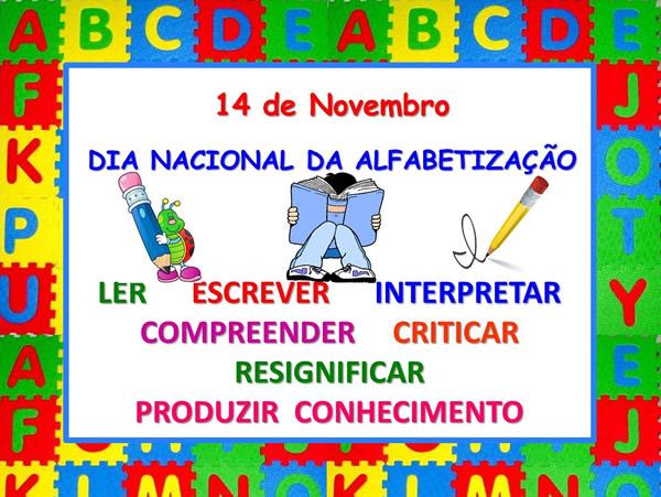 Dia Nacional da Alfabetização imagem 3