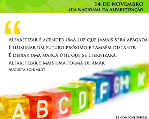 Dia Nacional da Alfabetização imagem 5