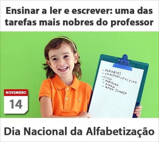 Dia Nacional da Alfabetização imagem 7