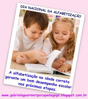 Dia Nacional da Alfabetização imagem 8