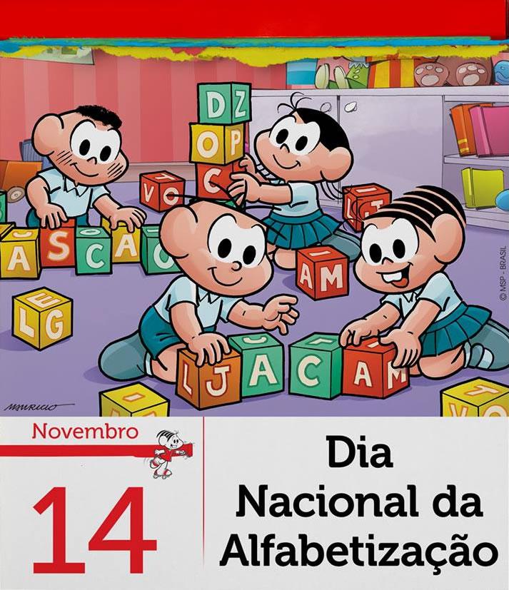 Dia Nacional da Alfabetização imagem 1