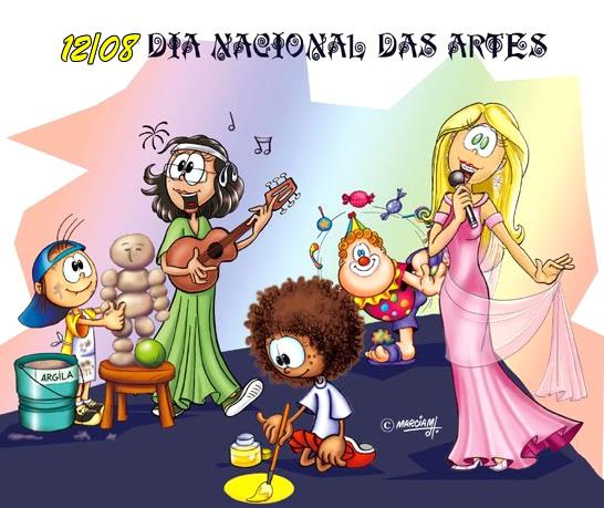 Dia Nacional das Artes imagem 3