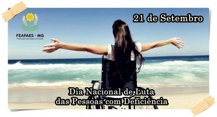 Dia Nacional da Luta das Pessoas com Deficiência imagem 2