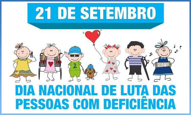Dia Nacional da Luta das Pessoas com Deficiência imagem 3