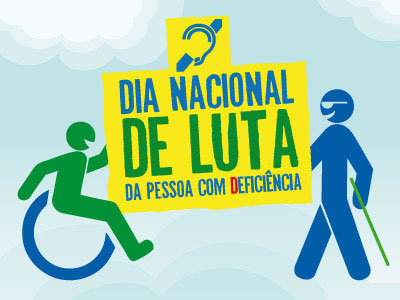 Dia Nacional da Luta das Pessoas com Deficiência imagem 5