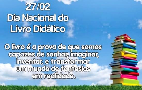 Dia Nacional do Livro Didático Imagem 4
