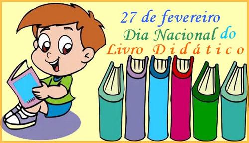Dia Nacional do Livro Didático Imagem
