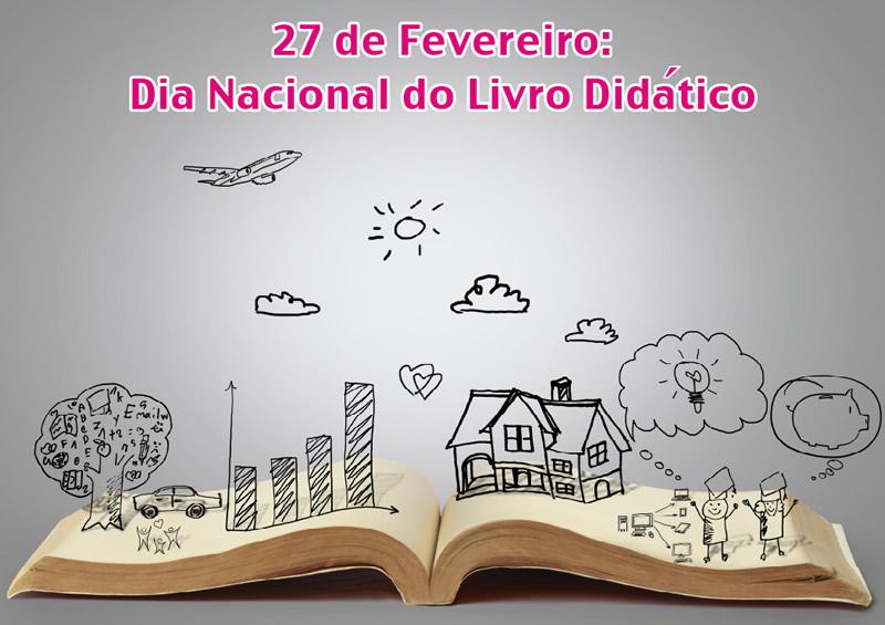 Dia Nacional do Livro Didático Imagem 1