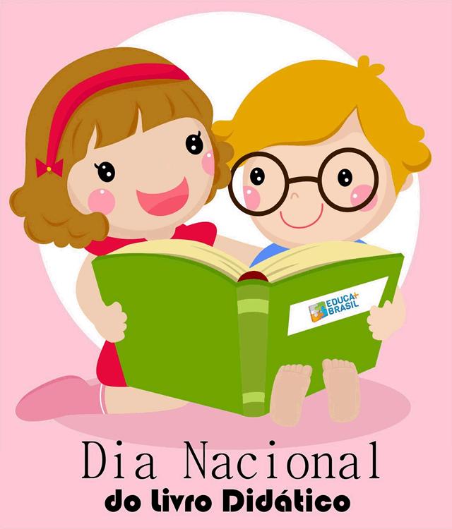 Dia Nacional do Livro Didático Imagem 2