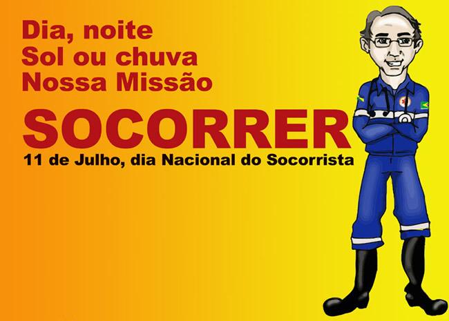 Dia Nacional do Socorrista Imagem 2