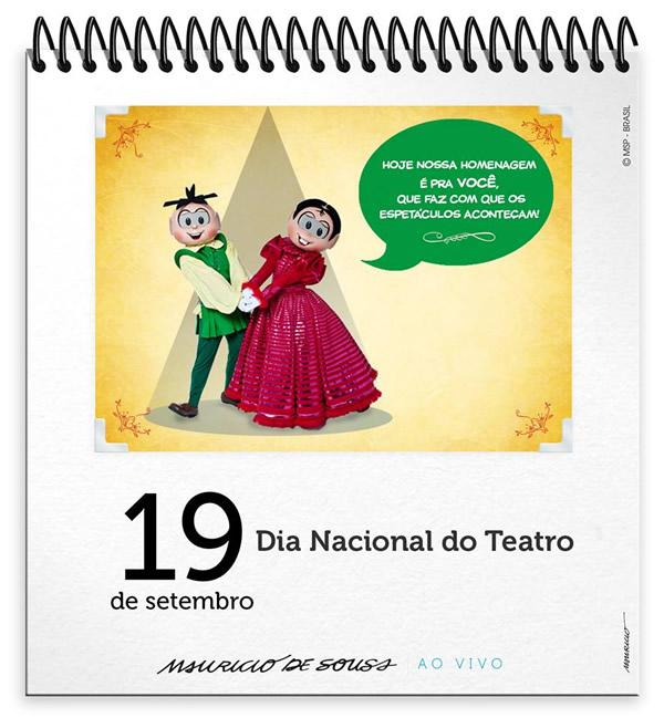 Dia Nacional do Teatro Imagem 1