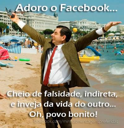 Humor no Facebook Imagem 1