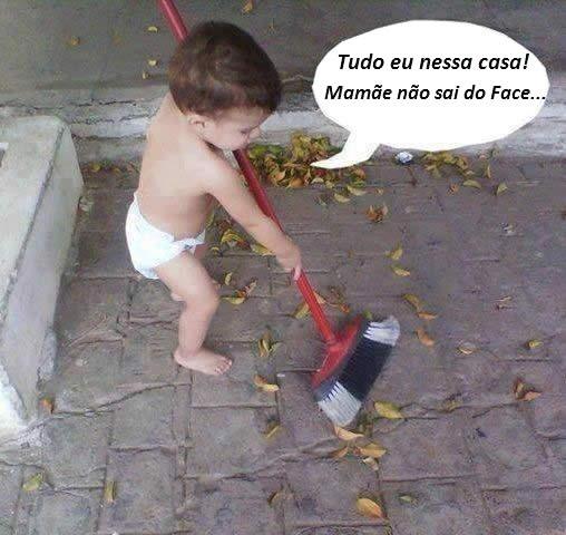 Humor no Facebook Imagem 6