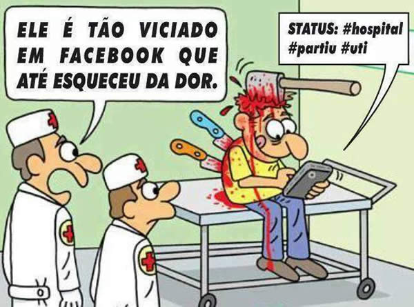 Humor no Facebook Imagem 10