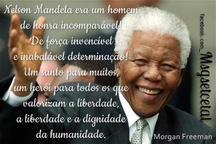 Nelson Mandela imagem 6