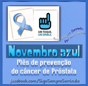 Novembro Azul Imagem 4