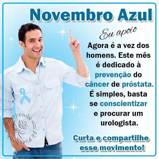Novembro Azul Imagem 1