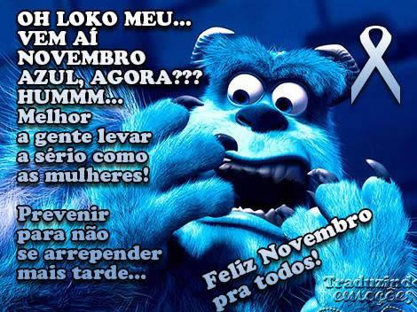 Novembro Azul Imagem 2